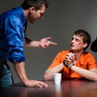 talk to police - interrogation