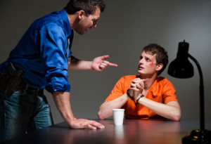 talk to police - interrogation