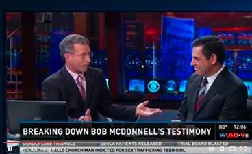 Breaking Down Bob McDonnell's Testimony