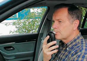 DUI interlock device