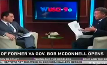 Gary discusses the trial of former VA governor